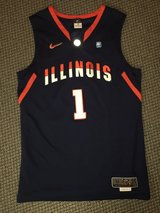 University of Illinois Basketball Jersey in DeKalb, Illinois