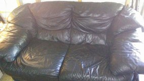 leather couch in Kissimmee, Florida