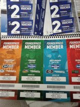 nascar tickets in Tinley Park, Illinois