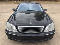 2002 Mercedes Benz S55 AMG - One Owner 95k Miles in Spring, Texas