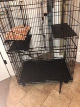 Midwest cat playpen/cage in Warner Robins, Georgia