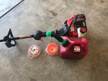 Weedeater plus line and gas in Fort Carson, Colorado
