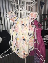 Flower baby outfit 12-18 months in Camp Lejeune, North Carolina