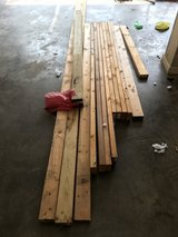 Lumber must go in Fort Campbell, Kentucky