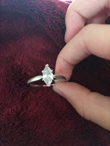 1/2 Carat CZ .925 Sterling Silver in Fort Leonard Wood, Missouri
