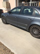 2007 Audi A4 2.0 Turbo S Line in Fort Irwin, California