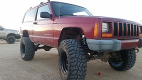 Jeep Cherokee Sport Xj 2 dr in Yucca Valley, California