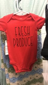 Fresh produce bodysuit in Camp Lejeune, North Carolina