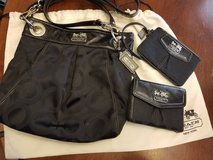 Like new Coach purse set in Lawton, Oklahoma