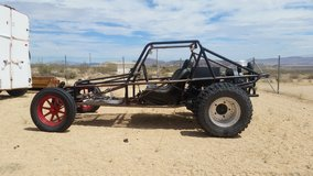 Sand rail project in Yucca Valley, California