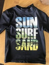 Boys Swim Shirt Sun Surf Sand in Oswego, Illinois