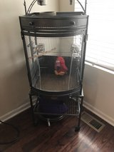Beautiful Bird Cage with Cart in Fort Riley, Kansas
