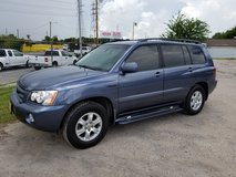 2003 Toyota Highlander Limited in Bellaire, Texas