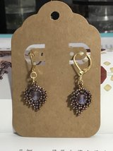 handcrafted beaded earrings in Morris, Illinois