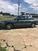 1996 Crown Vic in Fort Polk, Louisiana