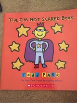 the I'm not scared book in Perry, Georgia