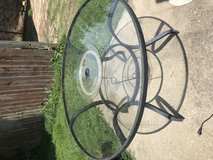 Round patio table in Fort Bragg, North Carolina