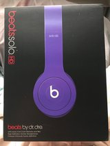 BEATS Solo Headphones- Used once in Chicago, Illinois