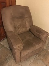 Set of Recliners in Las Cruces, New Mexico