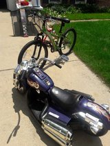 "Tandem Bike, Burley bike trailer, 24""bike in St. Charles, Illinois"