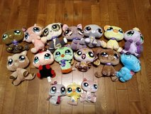 LITTLEST PET SHOP PLUSH TOYS in Aurora, Illinois