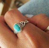 Turquoise Ring in Camp Pendleton, California