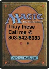 Buying all Magic the Gathering collections/cards in Mayport Naval Station, Florida