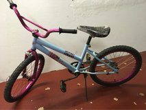 Child's bicycle in Spangdahlem, Germany