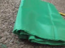 green satin fabric in Alamogordo, New Mexico