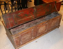 Colorful Trunk/ Coffee Table in Baumholder, GE