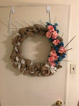 wreath in Cherry Point, North Carolina