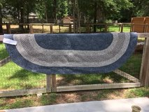Braided rug in Beaufort, South Carolina