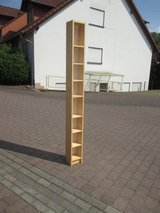 tall skinny shelf in Ramstein, Germany