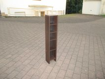 small slim shelf in Ramstein, Germany