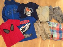Boys size 4 summer clothes in Wiesbaden, GE