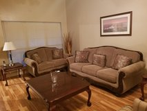 sofa and loveseat in Fort Hood, Texas