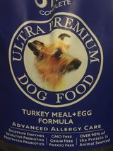 Brothers Ultra Premium dry dog food (Advanced Allergy) in Morris, Illinois