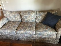 couch and lounge chair in Quad Cities, Iowa