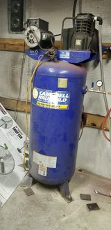 60 Gallon / 6.5hp / 125psi Air Compressor in Fort Polk, Louisiana