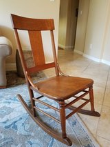 Sewing Rocking Chair in Kingwood, Texas