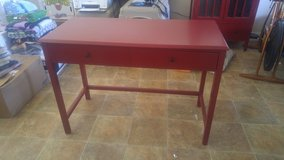 Red Desk - Target Threshold Windham Collection in 29 Palms, California