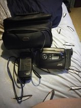 Jvc compact vhs camcorder in Leesville, Louisiana