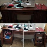 Sewing table with drawers in Fairfield, California