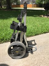 Bag Boy Folding push cart (golf) in Kingwood, Texas