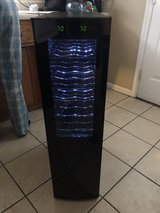 Like new led wine cooler in Moody AFB, Georgia