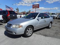 06 Nissan Sentra in 29 Palms, California