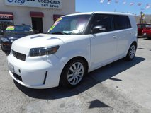 10 Scion XB in 29 Palms, California