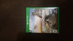 Ghost Recon- Xbox One in Fort Polk, Louisiana
