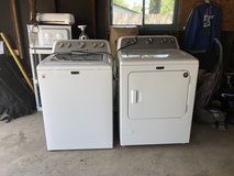 Brand New Maytag Bravos HE Washer & Dryer in Westmont, Illinois