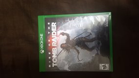 Rise of the Tomb Raider- Xbox One in Fort Polk, Louisiana